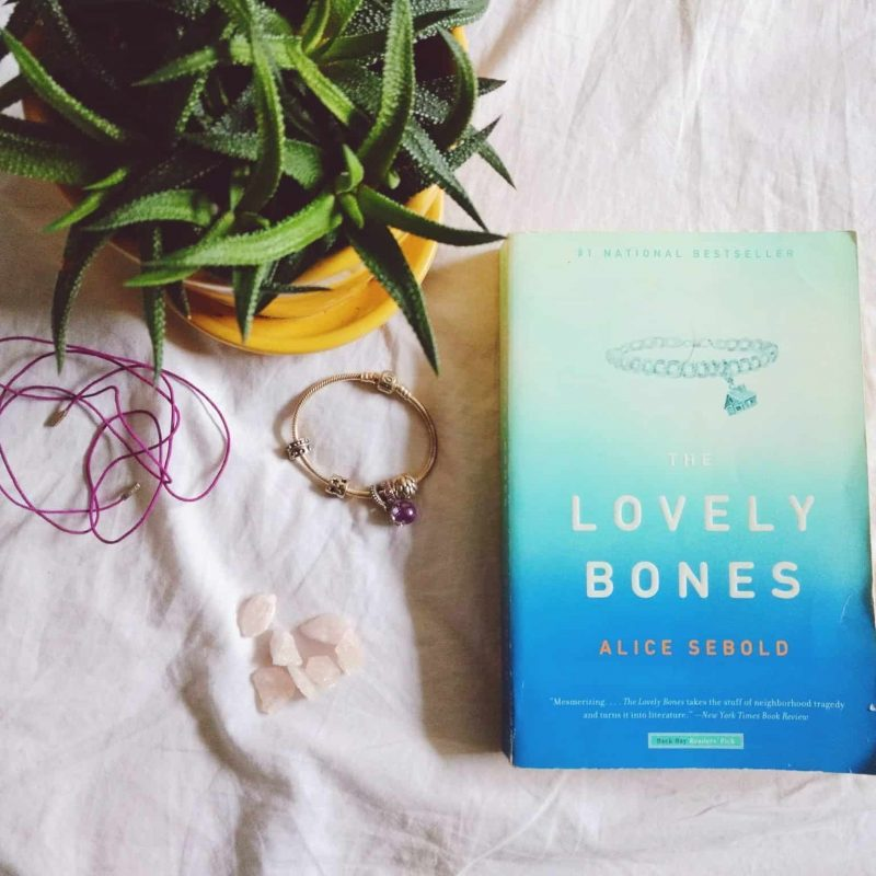 The Lovely Bones by Alice Sebold - A Book Review