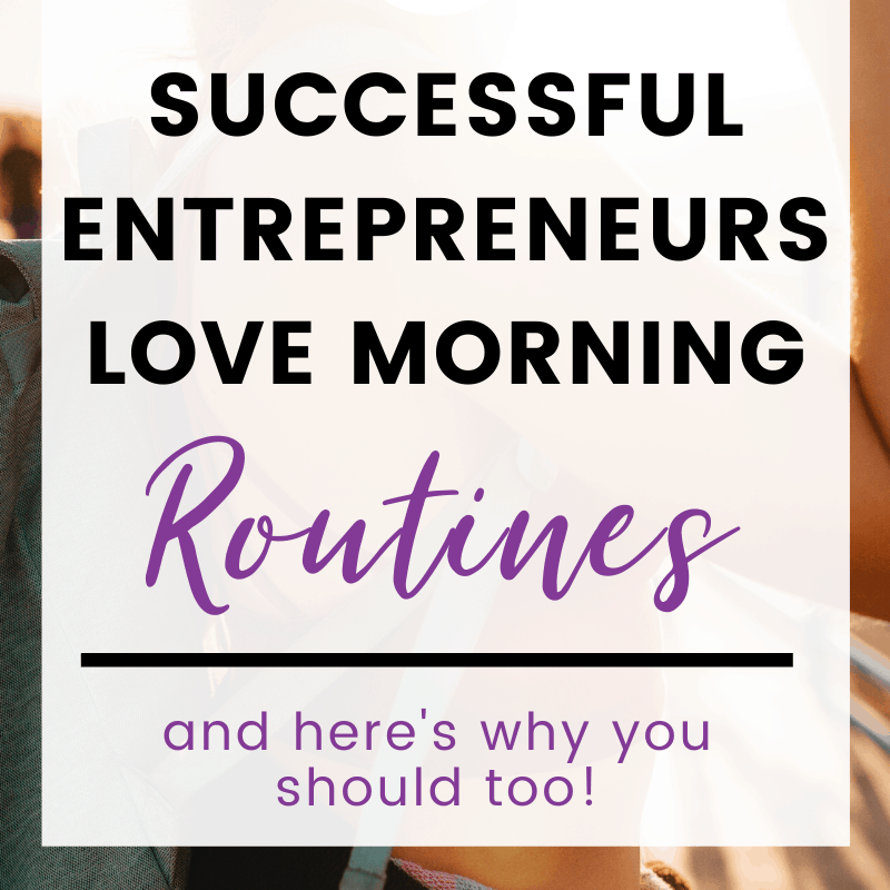 The routine you need for growth and well being